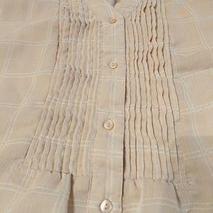 GAP Tops - GAP blush blouse